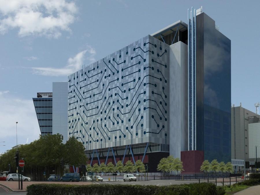 نگاهی کلی به پیشرفته ترین دیتاسنتر اروپا Docklands Data Center