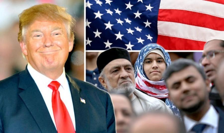واکنش شرکت های فناوری اطلاعات ( IT ) در مورد قانون مهاجرت ترامپ ( MuslimBan )