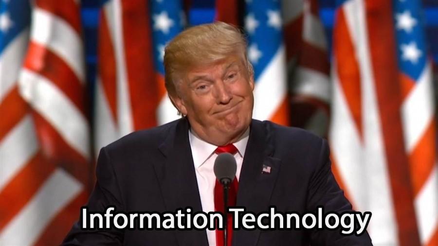 ریاست جمهوری دونالد ترامپ و آینده دراماتیک شرکت های فناوری اطلاعات
