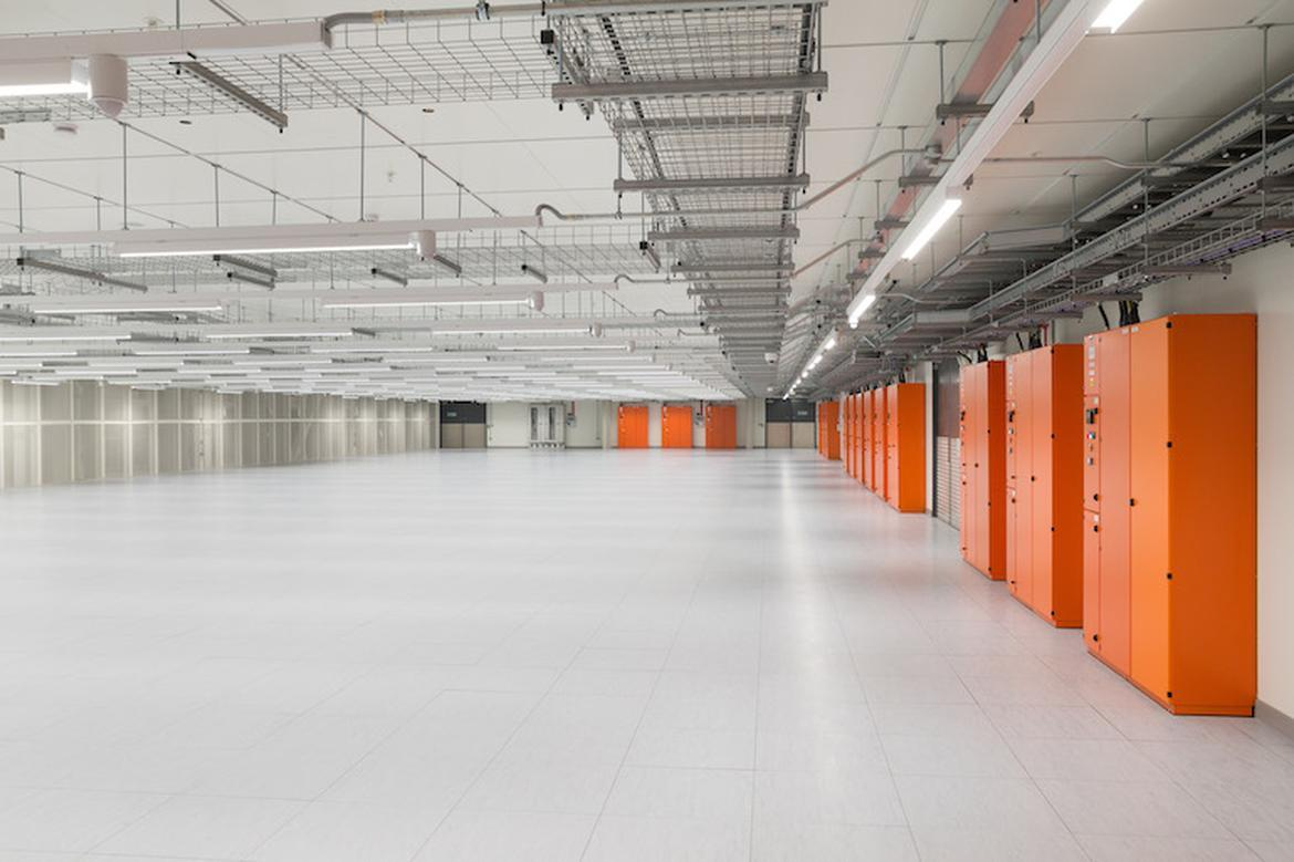 Docklands Data center